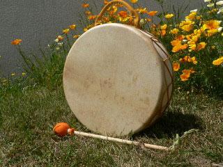 tambour-chamanique